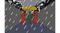 雨と傘と男と女02