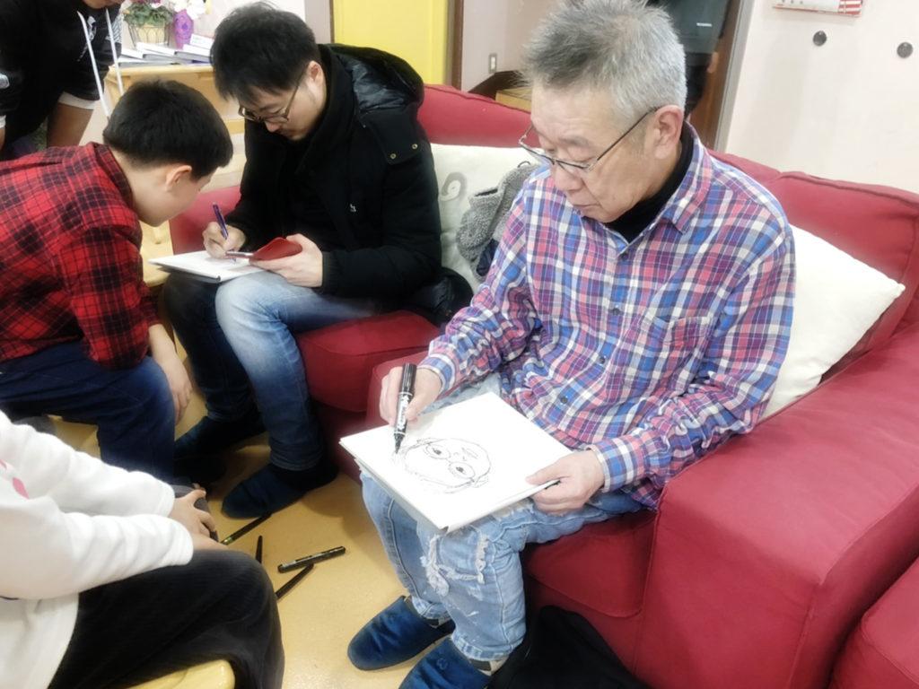 湖川友謙先生